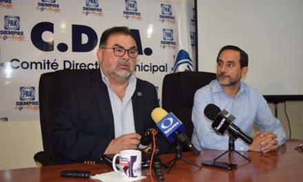 Se reunirá Vega Marín con militancia del PAN; anuncian visita de Marko Cortés a BC