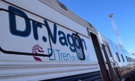 El Tren de la Salud regresa a Mexicali del 6 al 10 de febrero