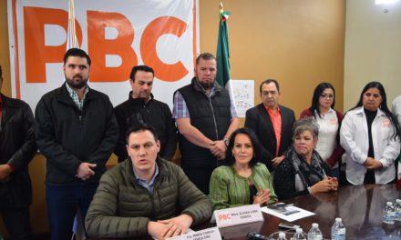 Busca PBC perfiles ciudadanos para sus candidaturas