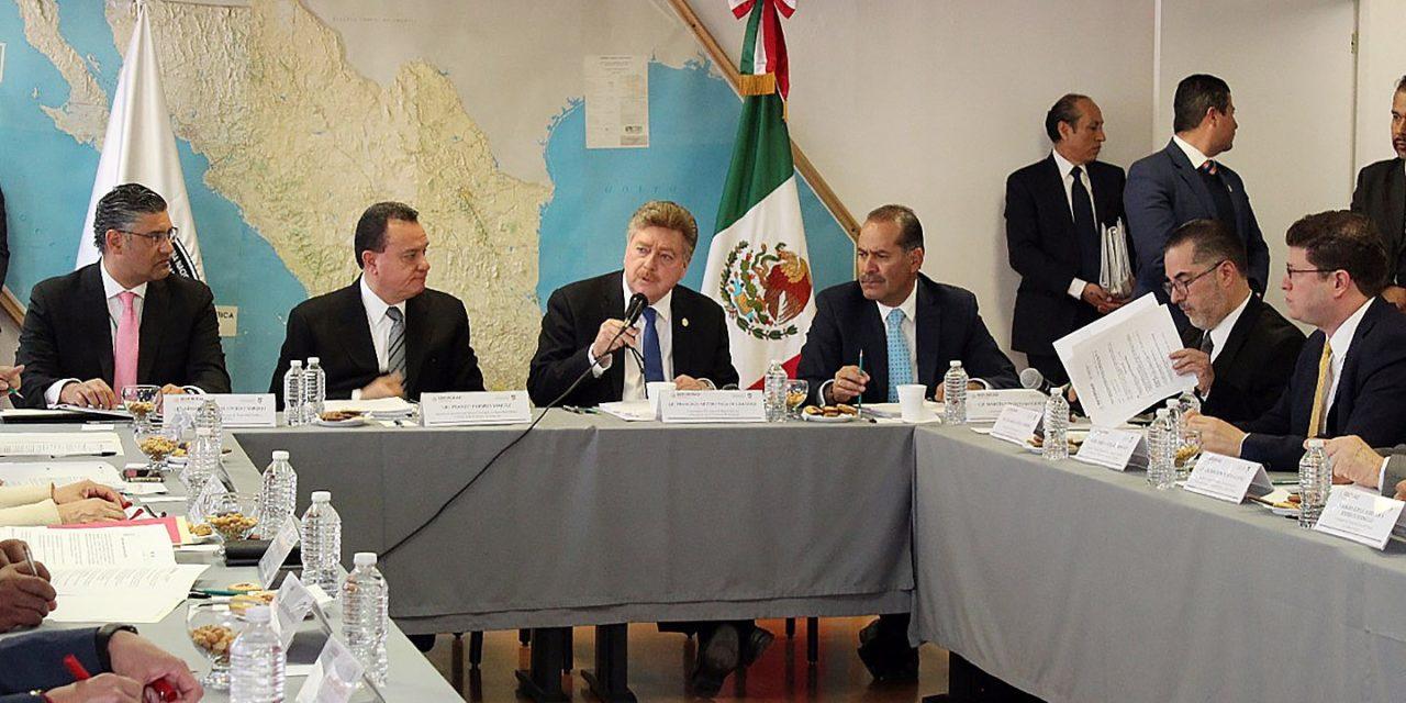 Encabeza Gobernador Comisión Permanente de Prevención del Delito