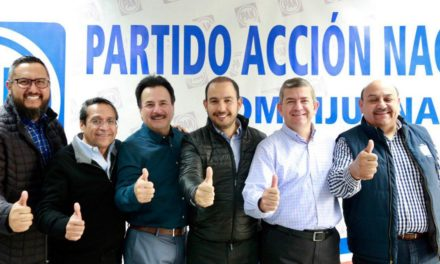 BC es de la más alta prioridad para el PAN: Marko Cortés