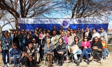 Se reúne titular de SSPE con residentes de Hacienda del Bosque