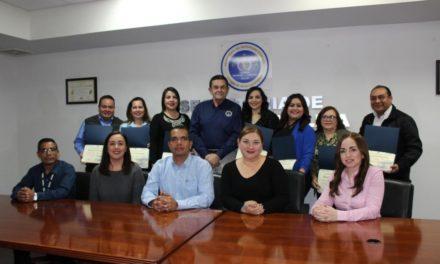 Reconocen a personal de la ASPE por cumplir con directivas de CALEA