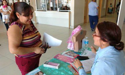 Invita Sector Salud a mujeres a practicarse la mastografía