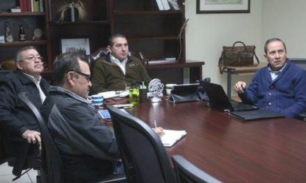 Coordinan SEDAGRO y CONAGUA esfuerzos para el sector primario