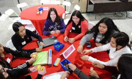 Impulsan participación de niñas y mujeres en ciencias, tecnología y arte