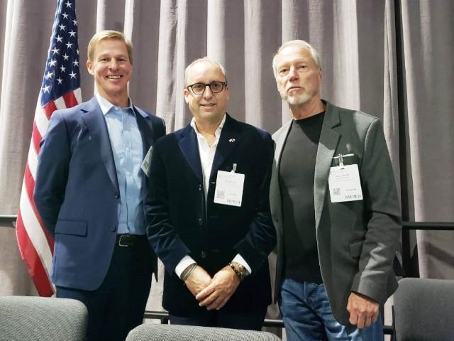 Participan autoridades en conferencia internacional sobre maricultura en San Diego