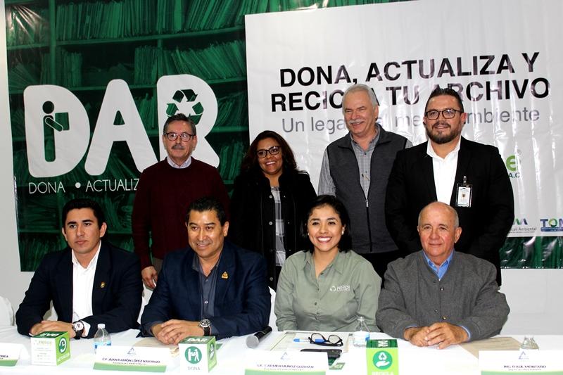 """Anuncian arranque de la campaña """"Dona, Actualiza y Recicla 2019"""""""
