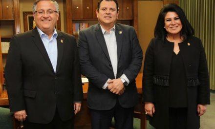 Ayuntamiento y UABC establecen vínculos en materia de seguridad