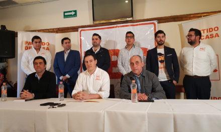 PBC presenta a Ignacio Anaya Barriguete como candidato a la gubernatura