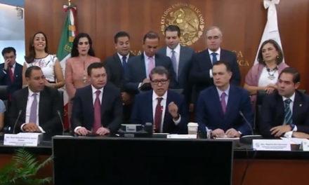 Cede Morena y acuerdan en el Senado Guardia Nacional con mando civil