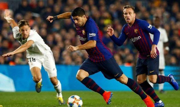 Real Madrid y Barcelona definen este miércoles semifinal de la Copa del Rey
