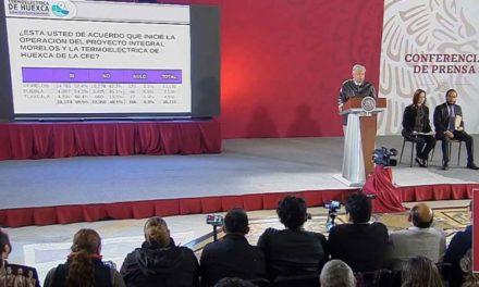 Con 59.5% de la votación, avalan termoeléctrica en Huexca