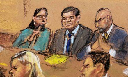 """Declaran culpable a """"El Chapo"""" en Nueva York"""