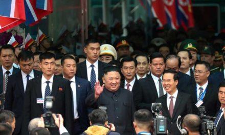Kim Jong Un arriba a Vietnam para reunirse con Donald Trump