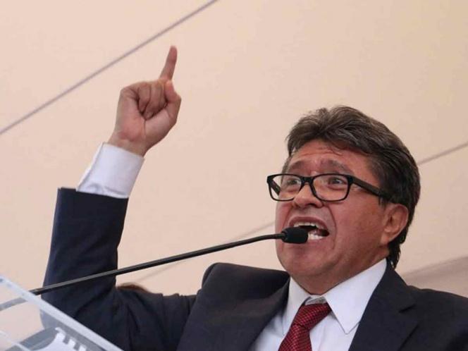 Prevé Monreal aval en San Lázaro a Guardia Nacional