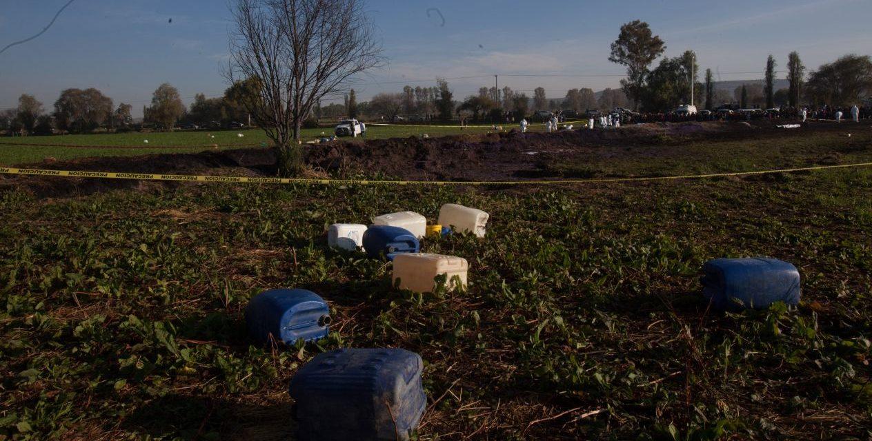 Fallece otro herido por explosión en Tlahuelilpan, van 127 muertos