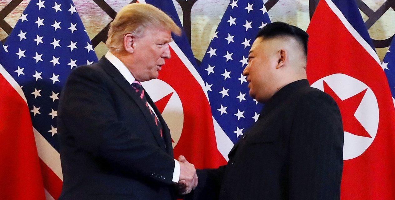 Se reúnen de nuevo Trump y Kim Jong Un