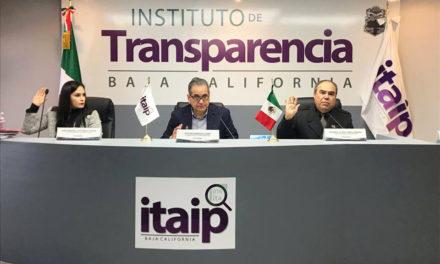 Ordena ITAIPBC al Congreso presentar información de viáticos de diputados
