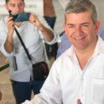 Recuperaremos la seguridad en Baja California: Óscar Vega Marín