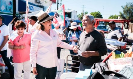 Mejorará Lupita Gutiérrez la atención municipal a los comerciantes