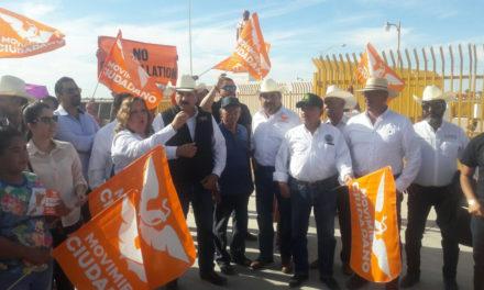 El Valle de Mexicali regresará a ser el motor del municipio: Aguíñiga
