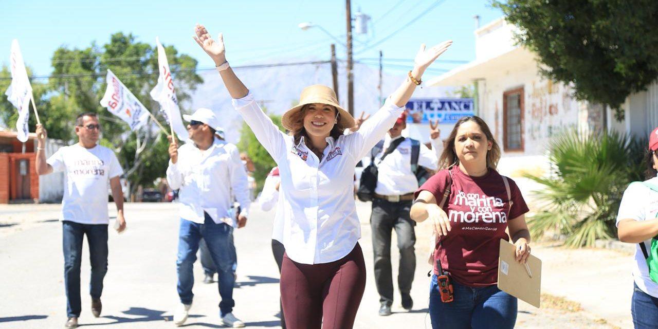 Marina del Pilar a favor de municipalizar San Felipe