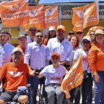 Nos mantendremos en la contienda electoral: Aguíñiga
