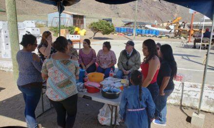 Realiza Gobernador visita de trabajo a la Isla Guadalupe
