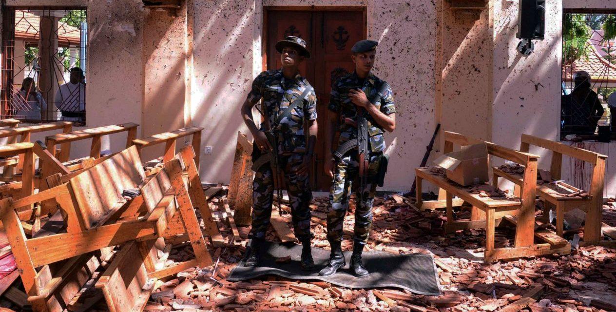 Explosiones cimbran a Sri Lanka; reportan más de 290 muertos