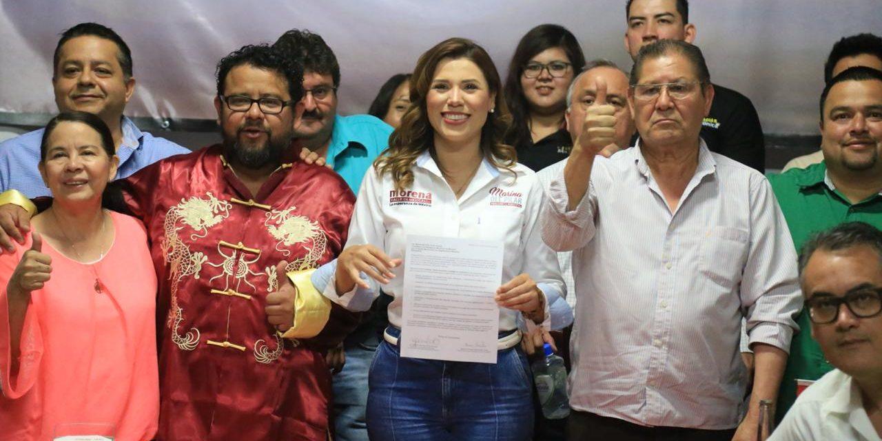Propone Marina del Pilar una verdadera transformación del centro histórico