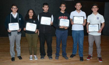 Representarán seis jóvenes a COBACH en Concurso Regional de Matemáticas