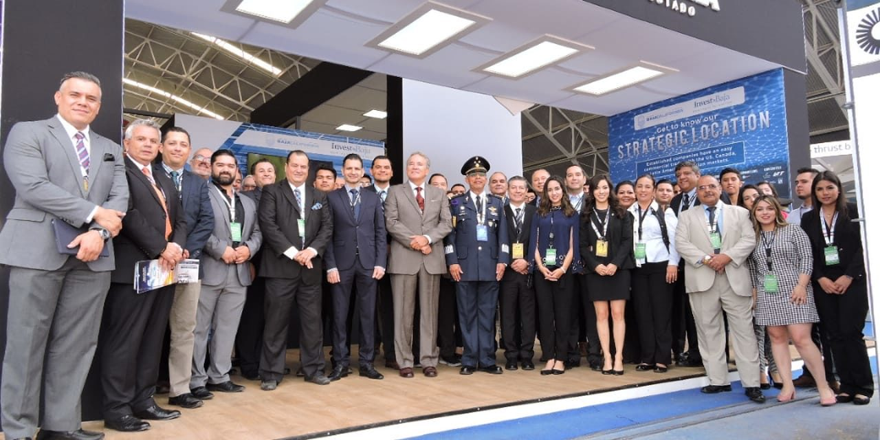 Es Baja California líder nacional en Industria Aeroespacial