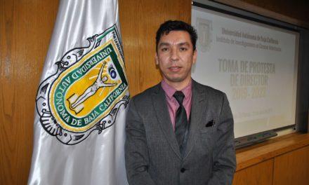 Designan a José Carlomán Herrera como director del IICV de la UABC