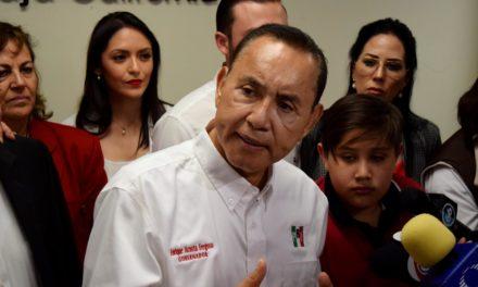 Misiles contra Enrique Acosta Fregoso