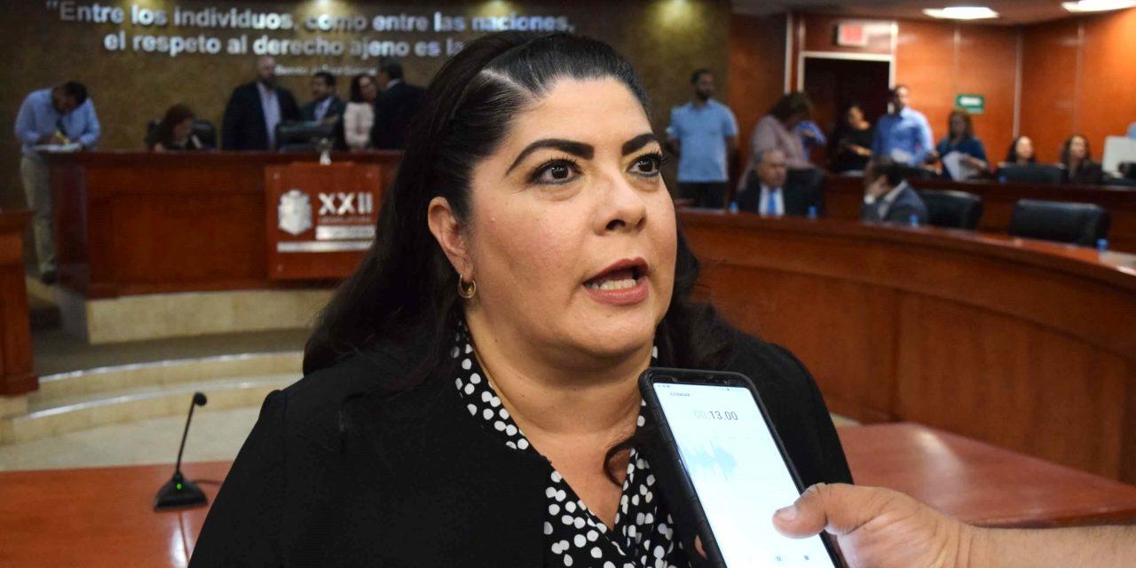 Se incorpora Victoria Bentley a la bancada de Morena en el Congreso