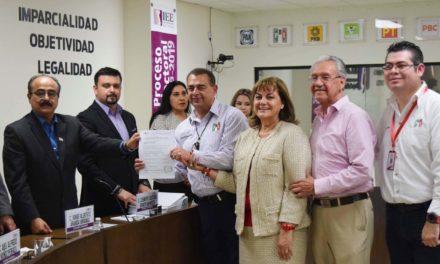 Entre reclamos, registra PRI a cuatro de cinco candidatos a munícipes