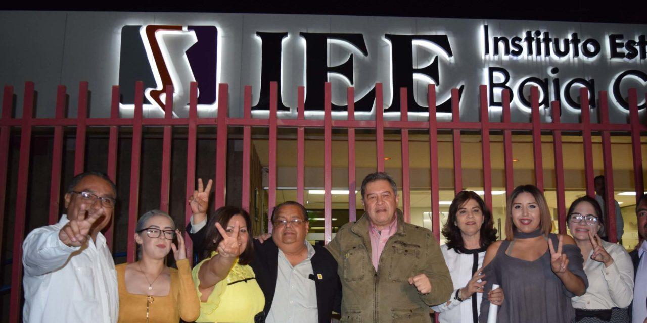 De último momento, apunta PRD a Dávila Galván por la alcaldía de Mexicali