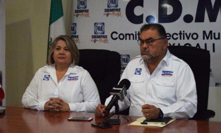 Acción Nacional si respetó paridad de género en sus candidaturas: CDM