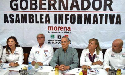 """Apoyará """"Tercera Vía"""" del PRI a candidatos de Morena"""