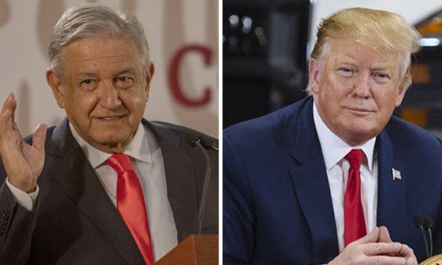 AMLO responde a Trump: se investigará incidente con militares