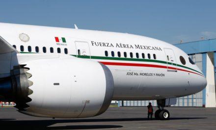Avión presidencial cuenta con 14 intenciones de compra: Banobras