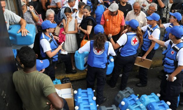 Primer cargamento de ayuda humanitaria de Cruz Roja llega a Venezuela