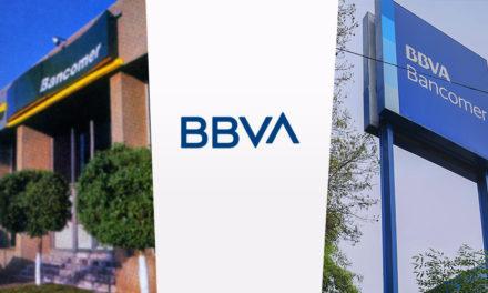 Desaparece la marca Bancomer, ahora sólo será BBVA