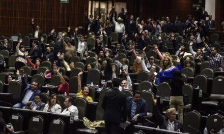 Diputados aprueban reforma laboral; va al Senado