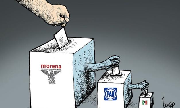 Votos por goteo / Por Monsi