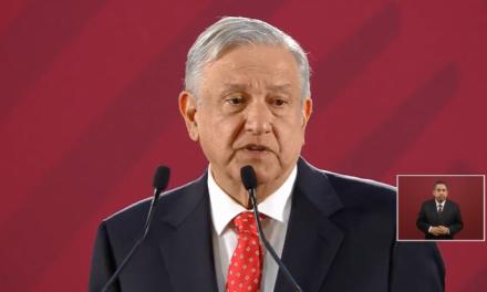 Presupuesto para plan migratorio saldría de la venta del avión presidencial: López Obrador