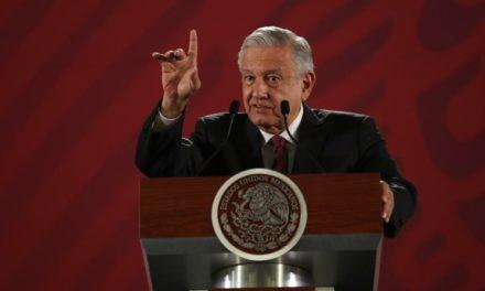 La UIF, sin datos que impliquen a Peña Nieto: AMLO
