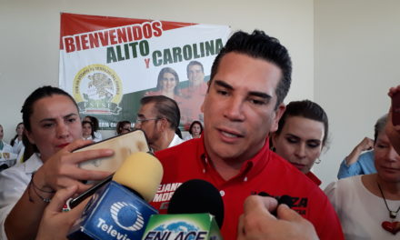 El Comité Nacional del PRI abandonó a los estados: Alejandro Moreno