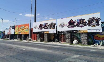Ayuntamiento no otorgó permisos para anuncios en Justo Sierra y Colón
